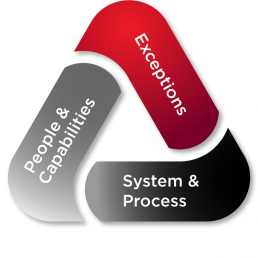 System Process SILA GLobal Infographics