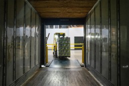 Logistics Moving Boxes Australia Company