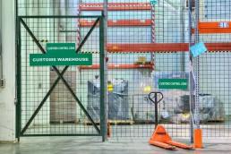 Customs Warehosue Control Zone Logistics