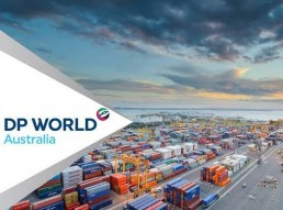Shipping Containers DP World Australia